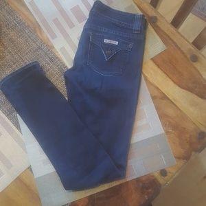 Hudson jeans 28 waist 33 inseam